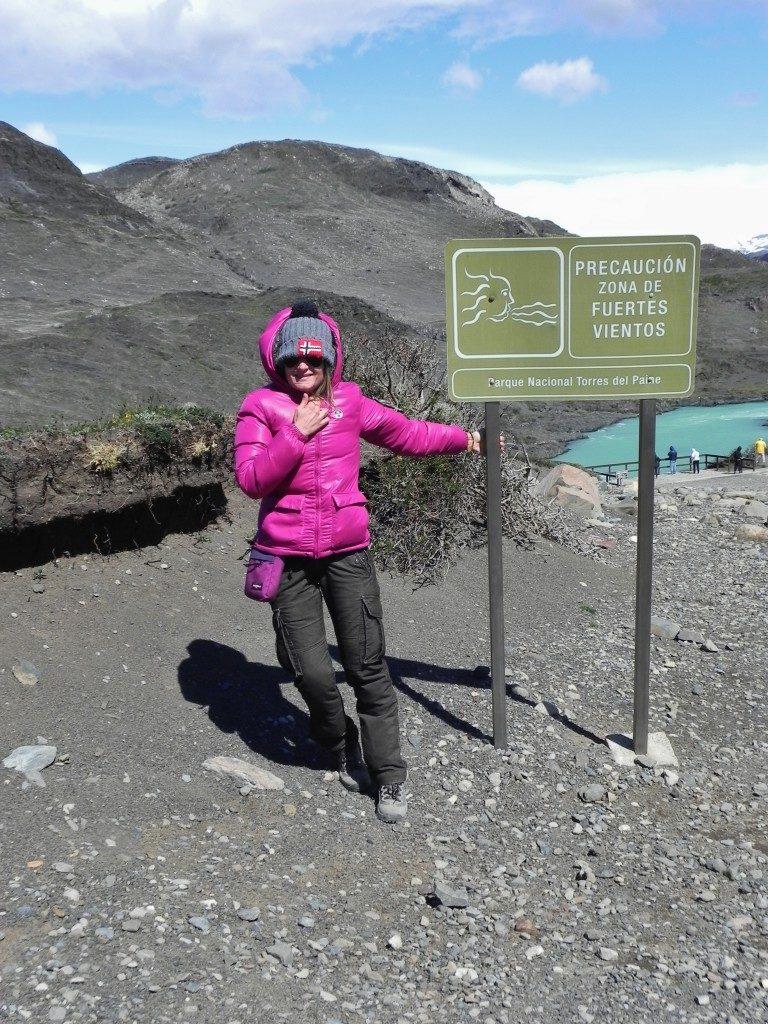 Il vento patagonico... un