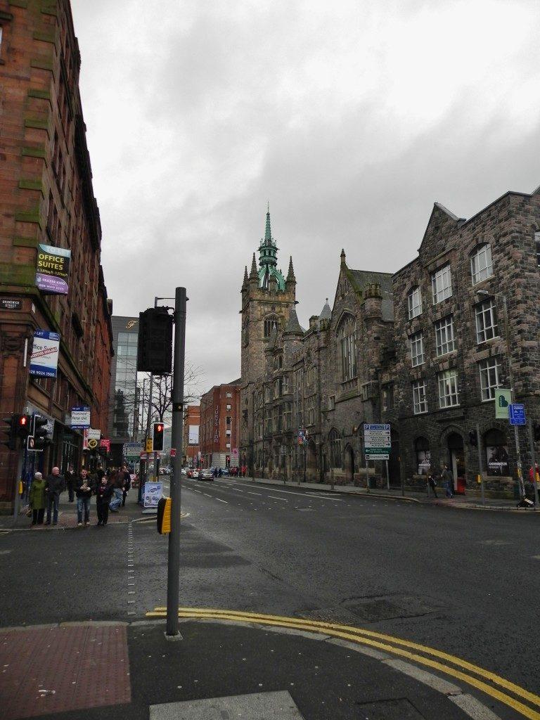 Passeggiando per Belfast