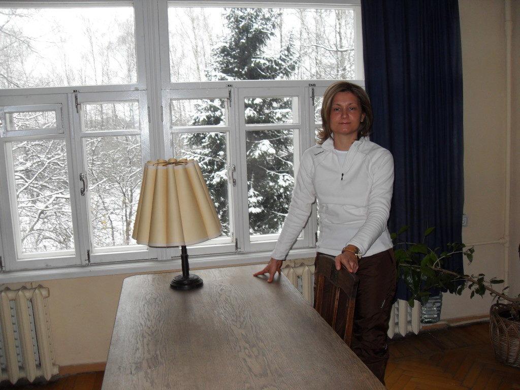 La scrivania di Boris Pasternak, Peredelkino, Mosca