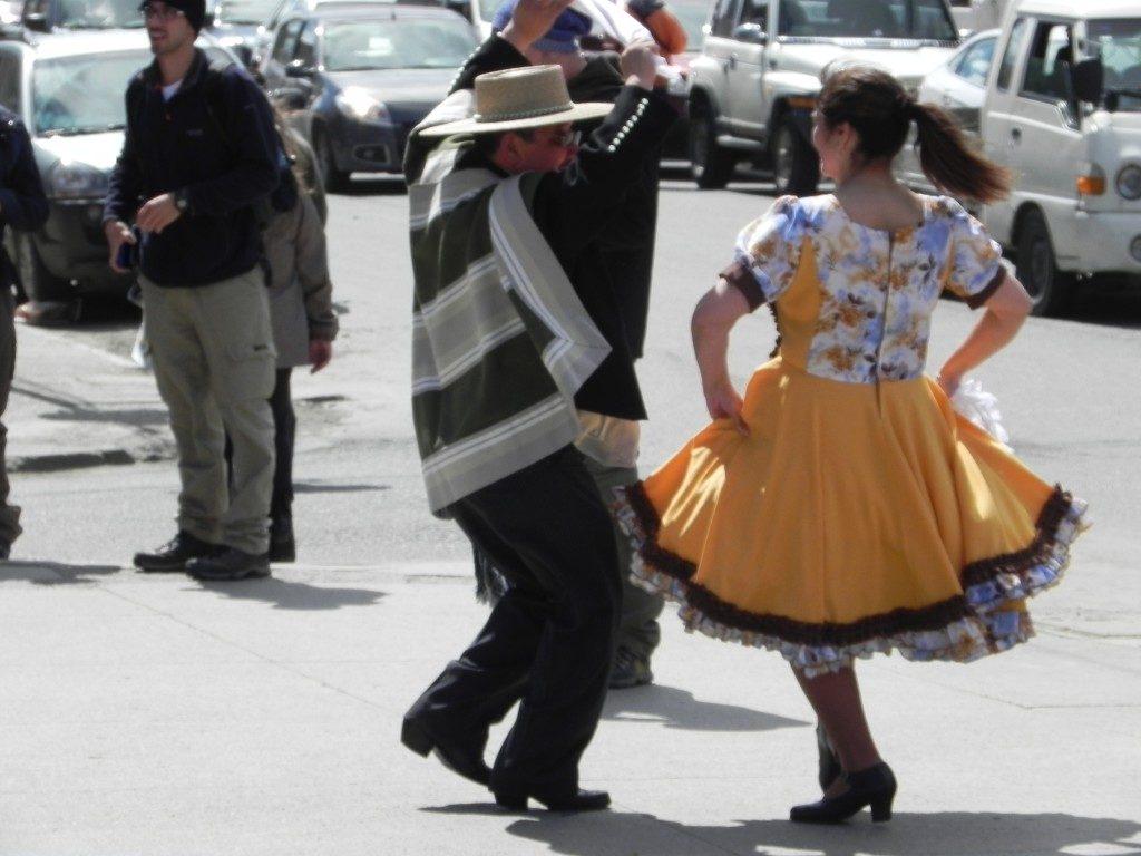 Ballerini di Cueca...