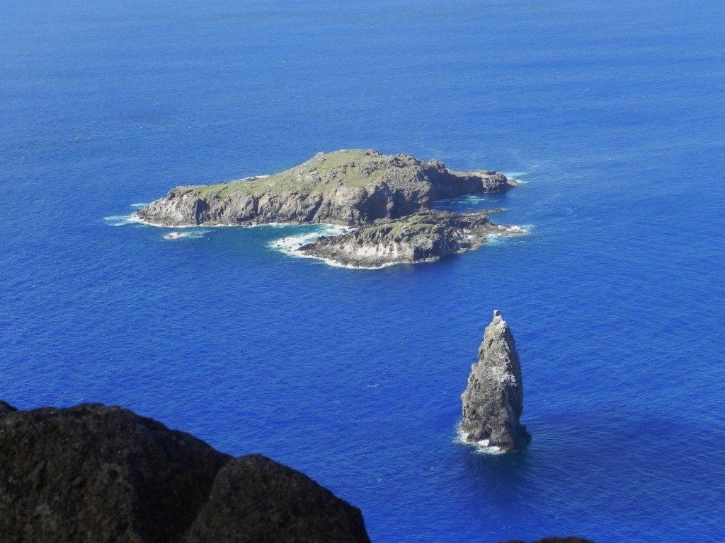 L'isolotto di Motu Nui