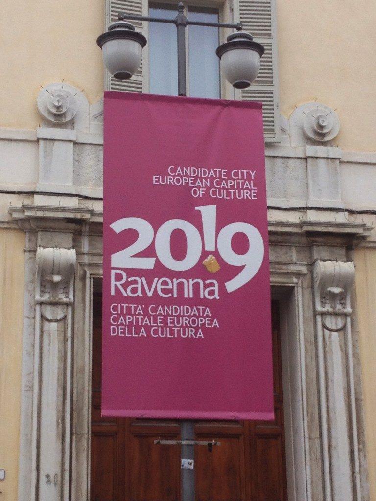 Ravenna, citta' d'arte!