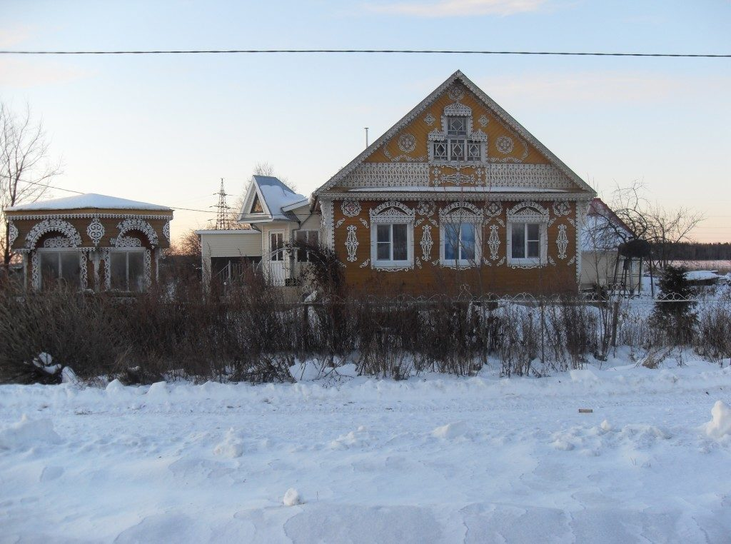 Verso Novgorod...