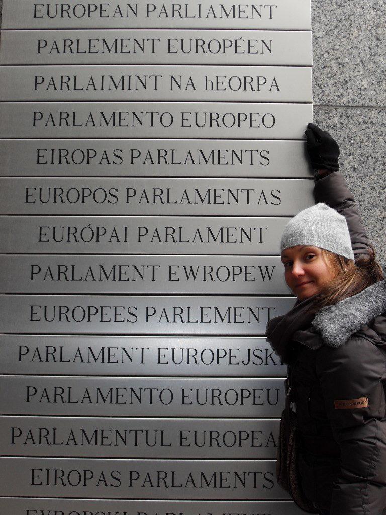 Al Parlamento Europeo