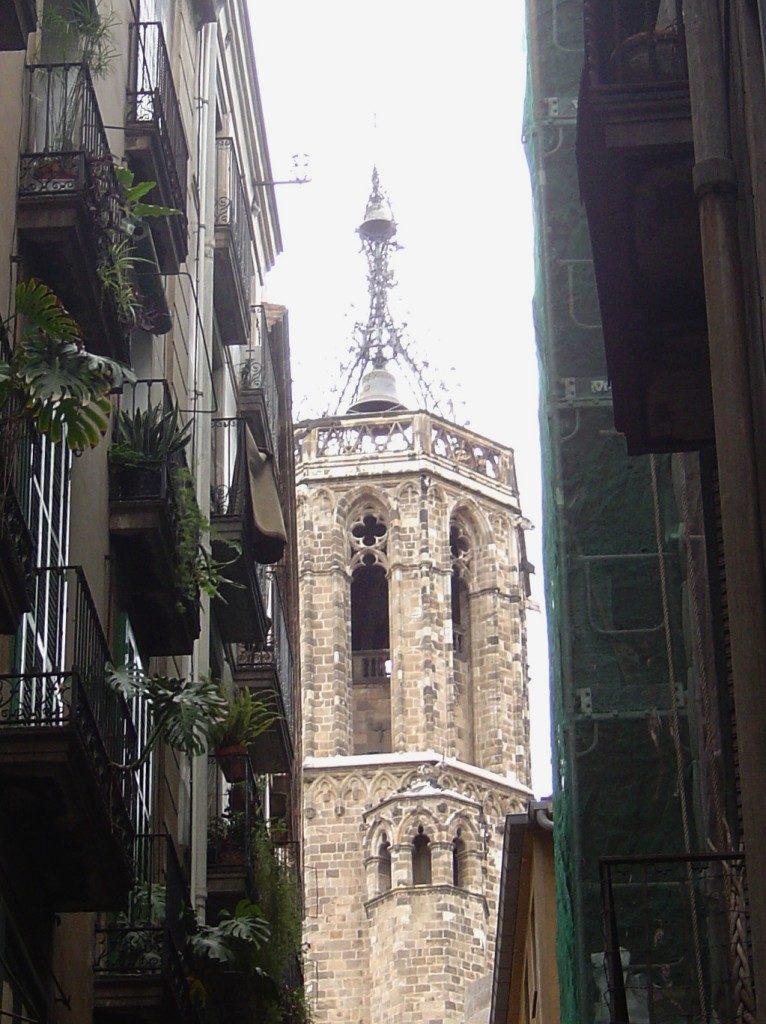 Nel Barrio Gotico