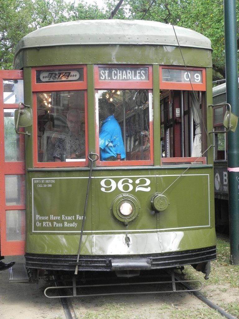 Il Tram di St. Charles...