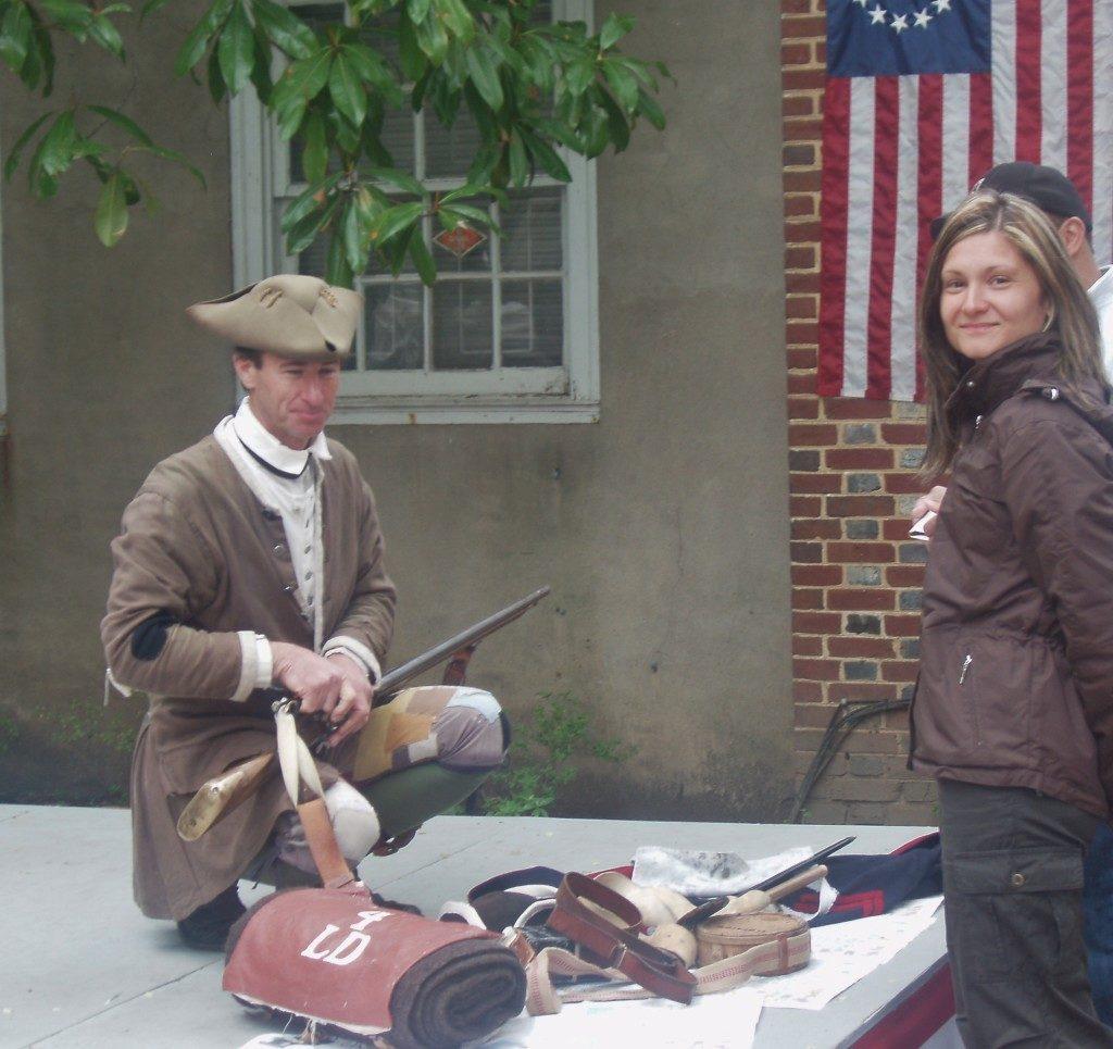 Philadelphia, nel luogo in cui nacque la bandiera a Stelle e Strisce...