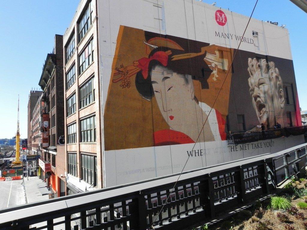 Benvenuti sulla High Line...