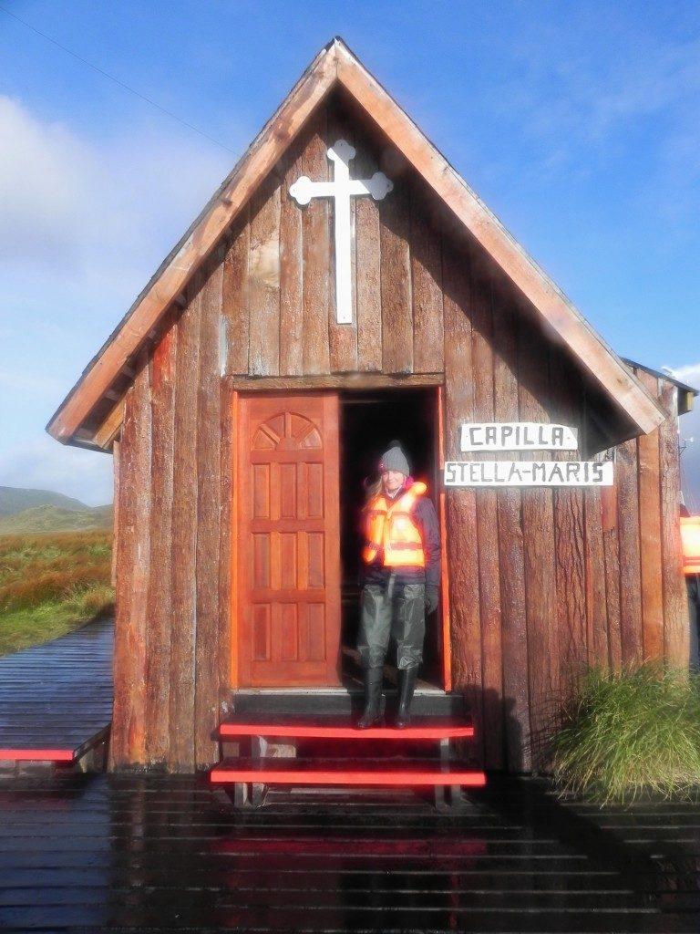 La cappella di Capo Horn