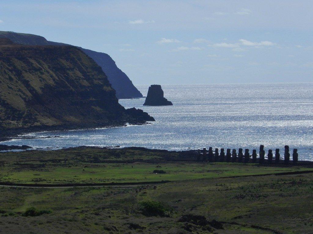 Benvenuti a Rapa Nui