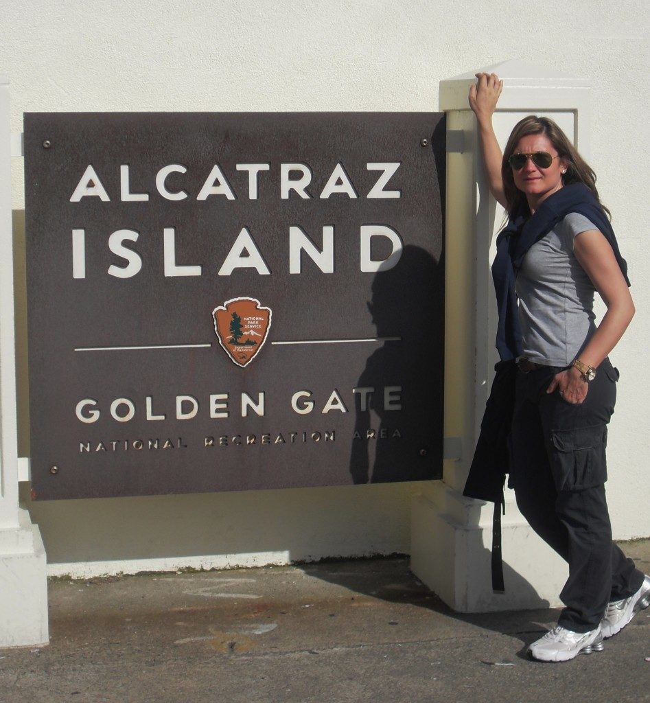 Alcatraz, oggi...