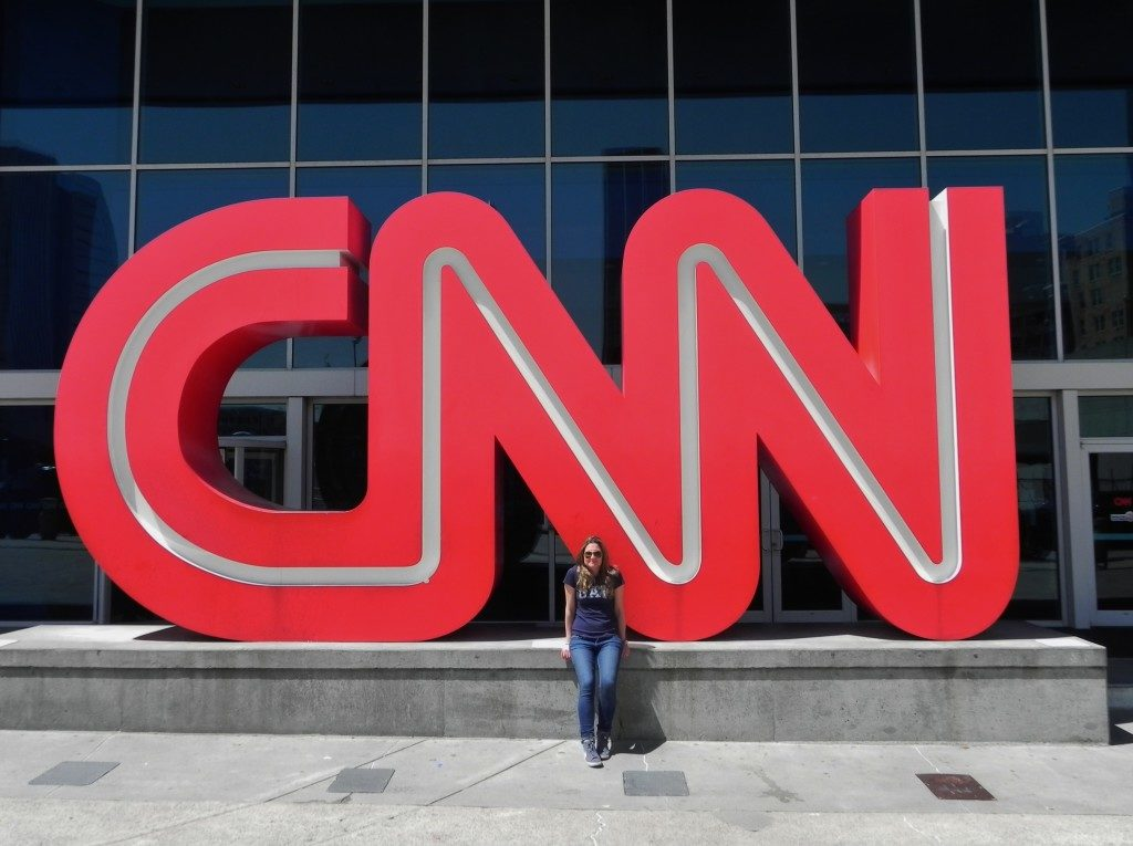 Benvenuti alla CNN...