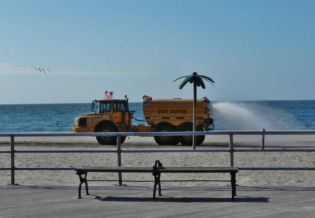 L'oceano di Coney Island...