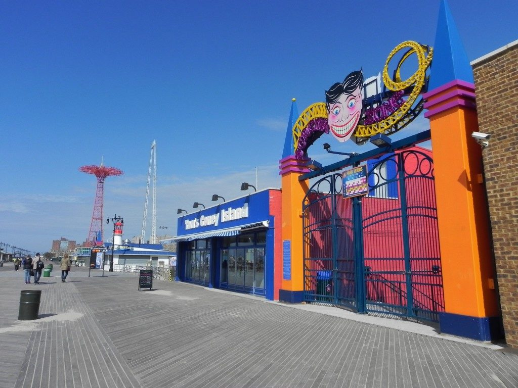 Tom's Coney island...