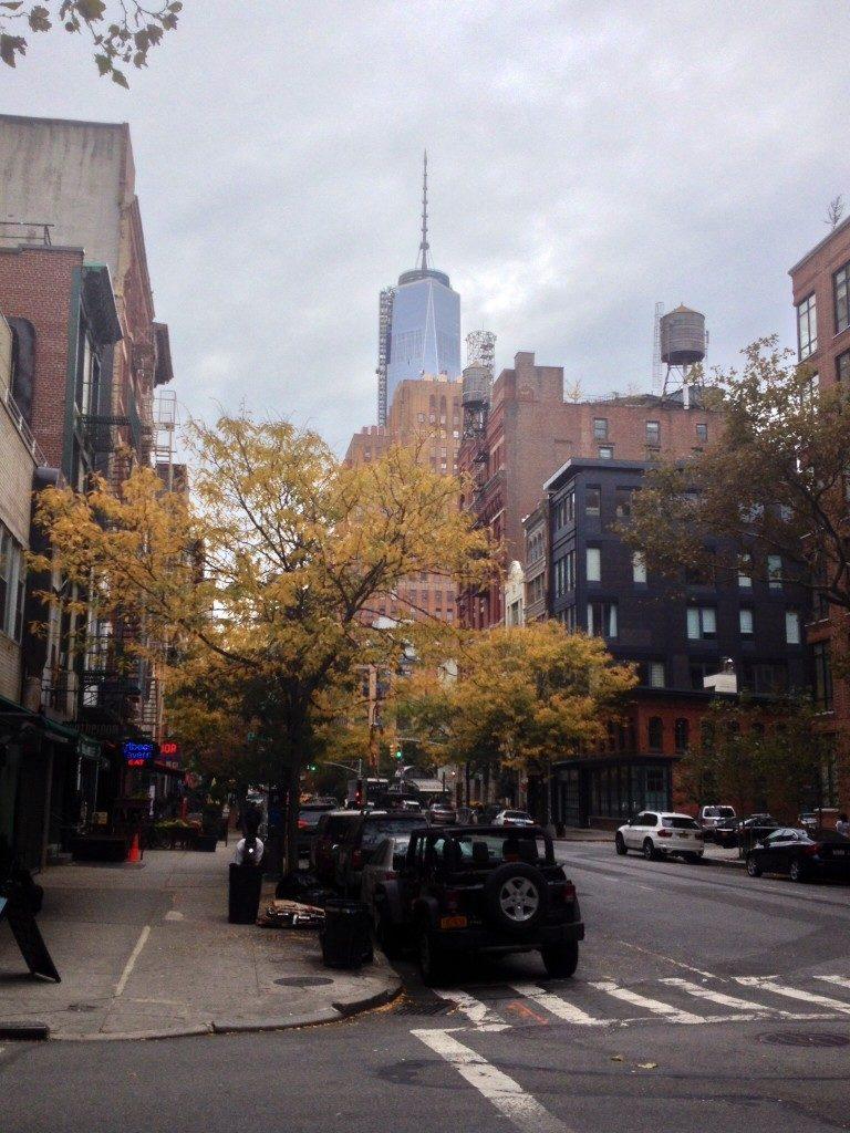 Sprazzi d'autunno tra Soho e Tribeca...