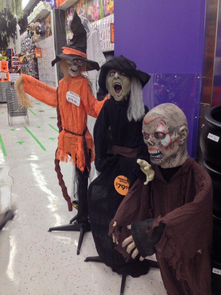 Halloween nei market americani...
