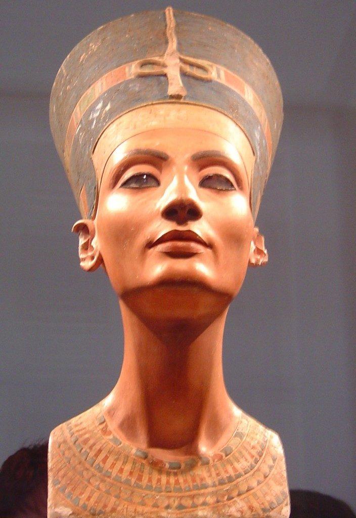 Il Busto di Nefertiti
