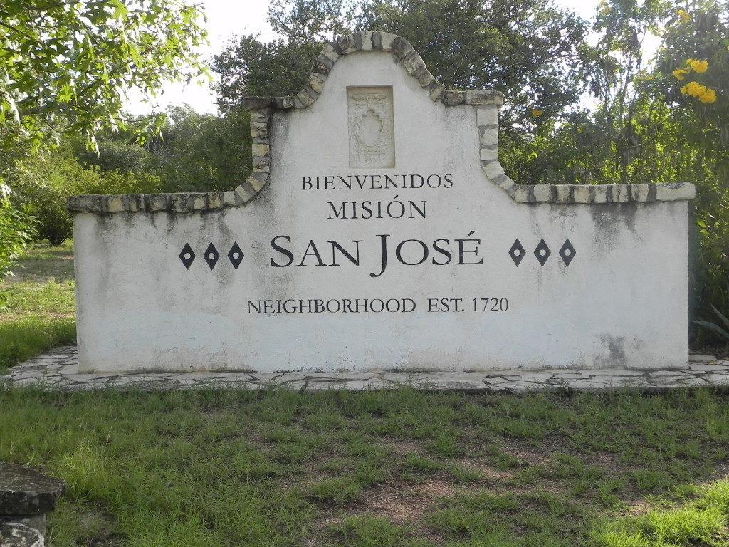 Mission San Jose...