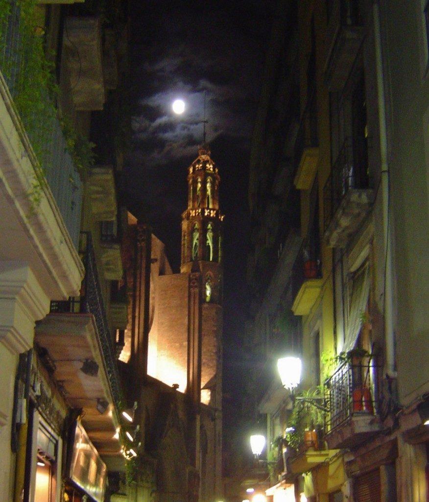 Notte al Barrio Gotico...
