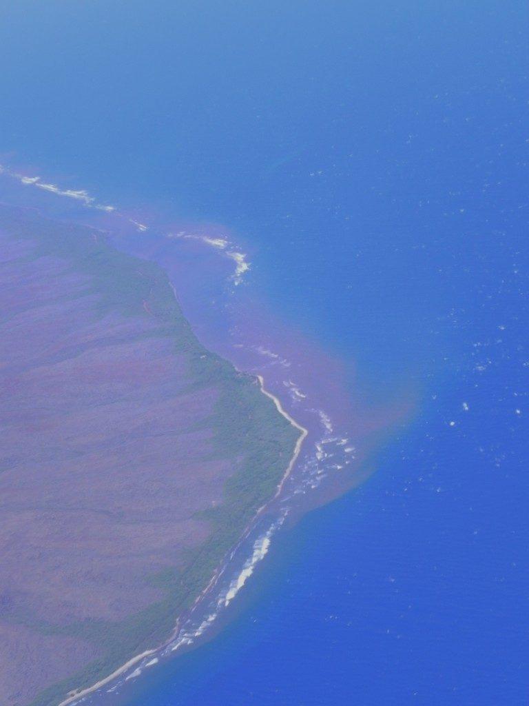 Maui e l'Oceano Pacifico