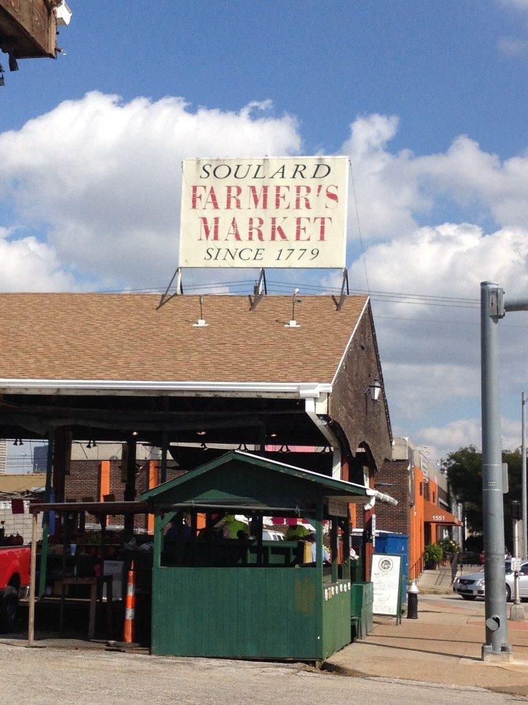 Soullard Farmers Market