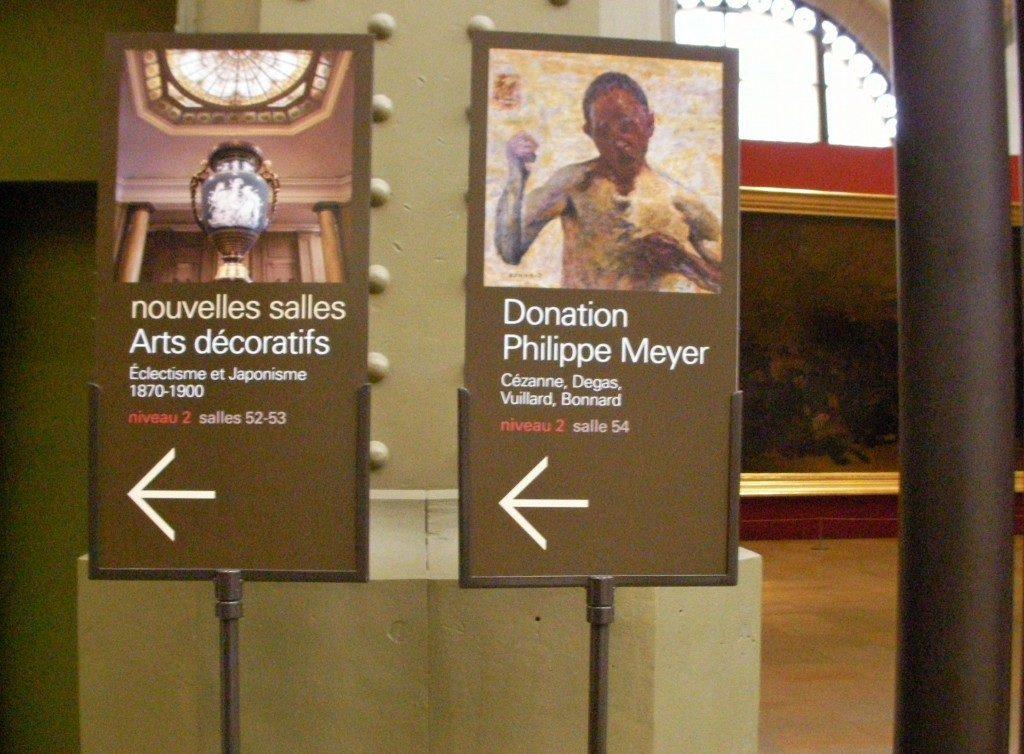 Benvenuti al Musee d'Orsay...
