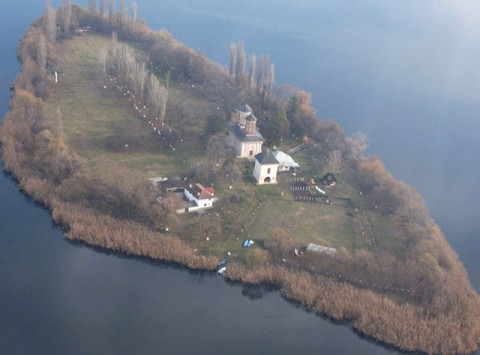 Monastero di Snagov...