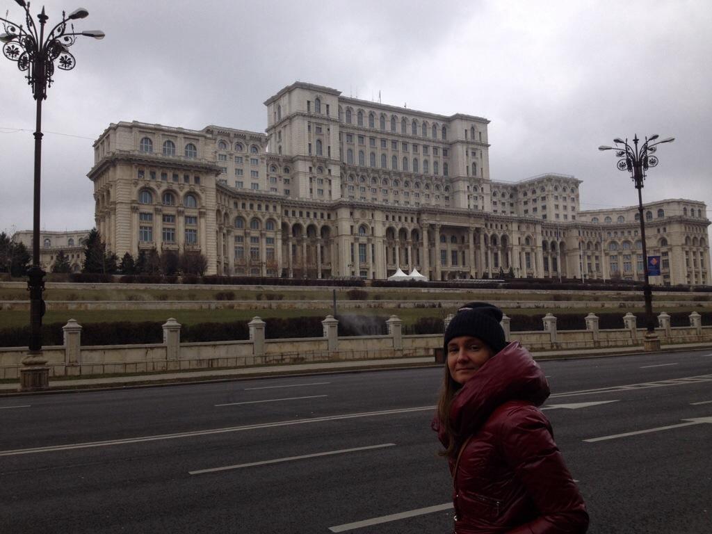 Il Palazzo del Parlamento, il