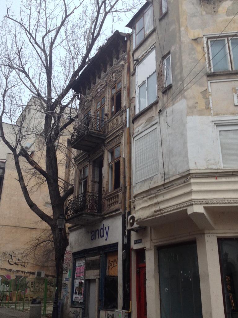 Edifici storici in rovina