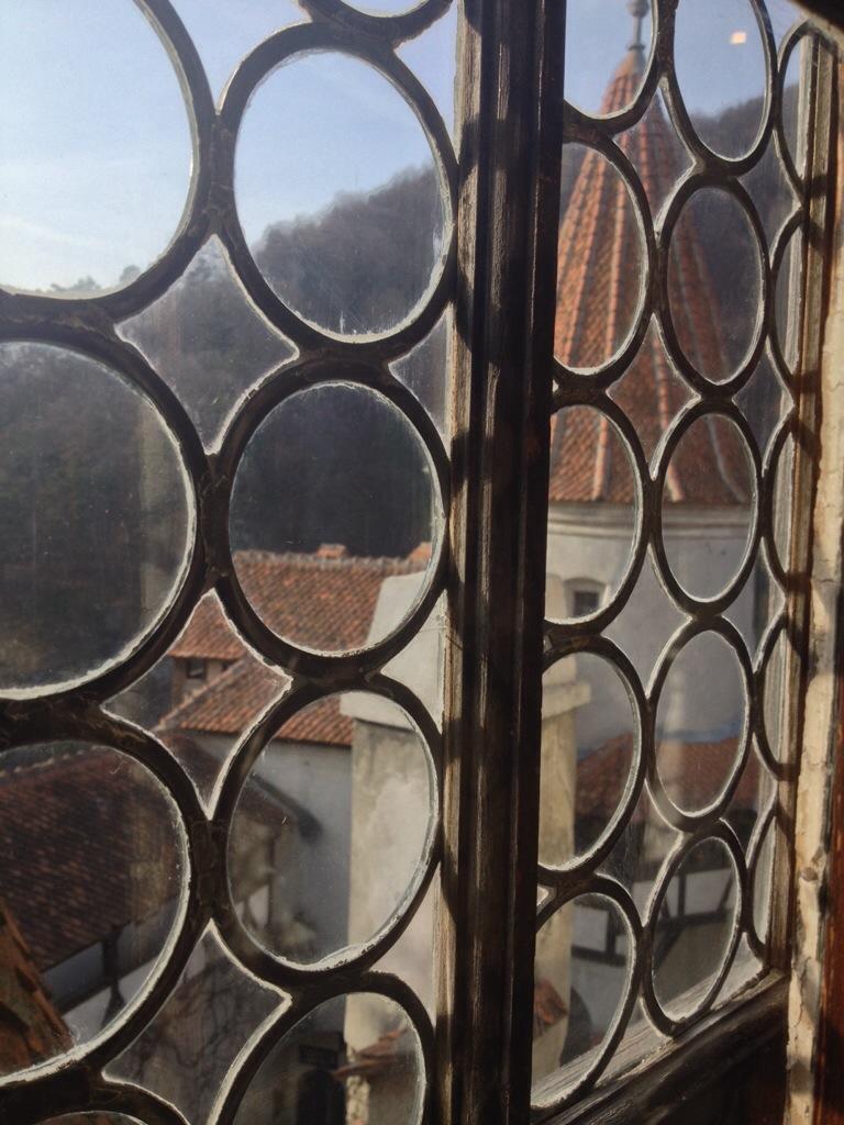 Dalle finestre del castello...