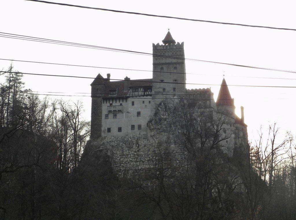 Bran Castle...