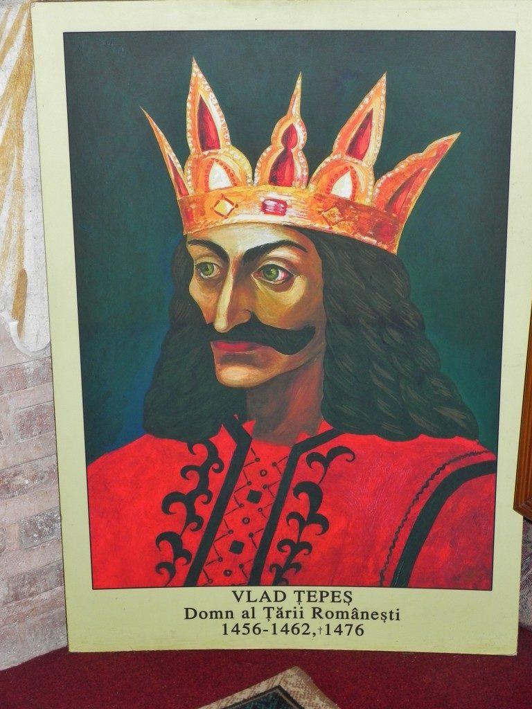 Vlad tepes...