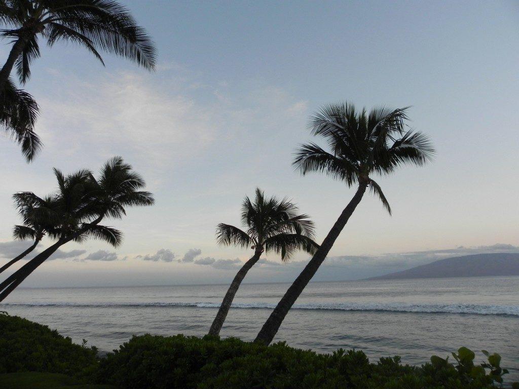 Alba a Maui...