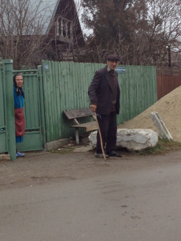 Gente di Snagov...