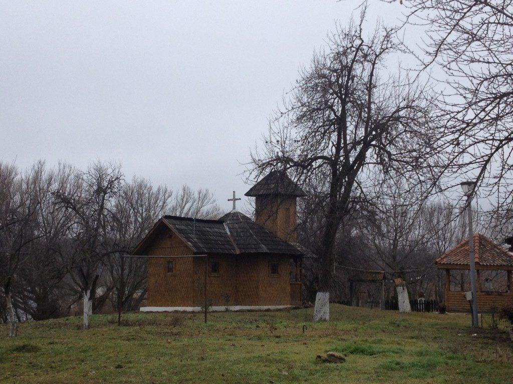 Una piccola cappella del Monastero