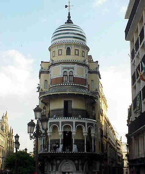 L'Adriatica, Siviglia
