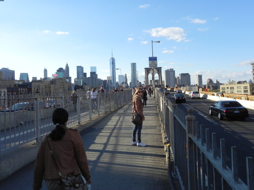 Benvenuti sul Brooklyn Bridge