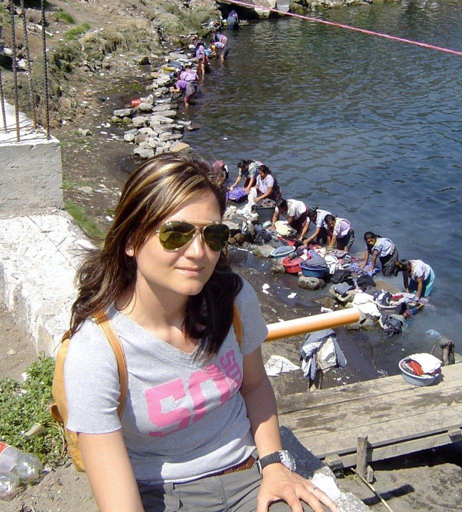 Sul lago Atitlan