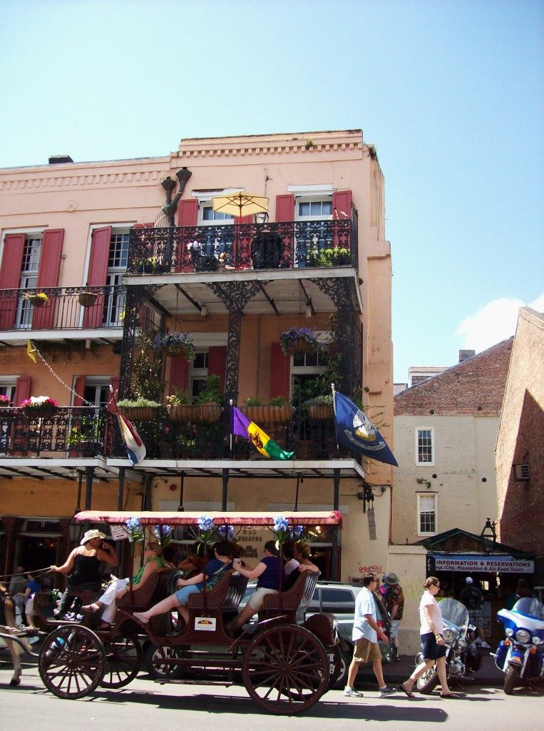 In giro per il French Quarter