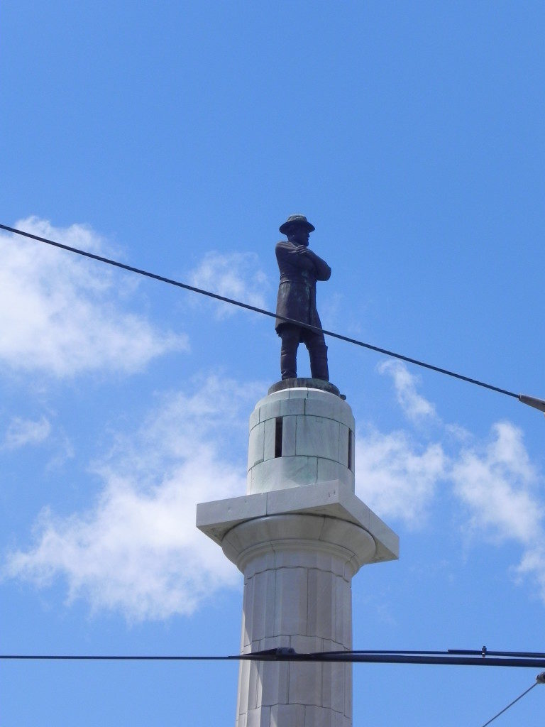 Il monumento al generale Lee