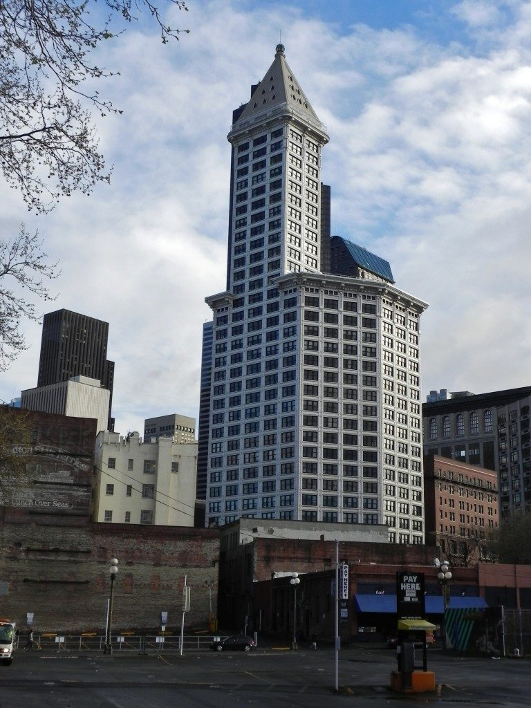 Visitare Seattle: la Smith Tower