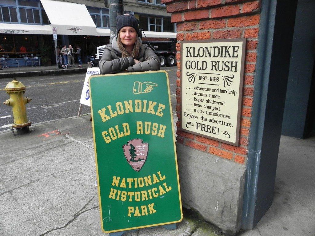 Il Klondike, il Museo della Corsa all'Oro