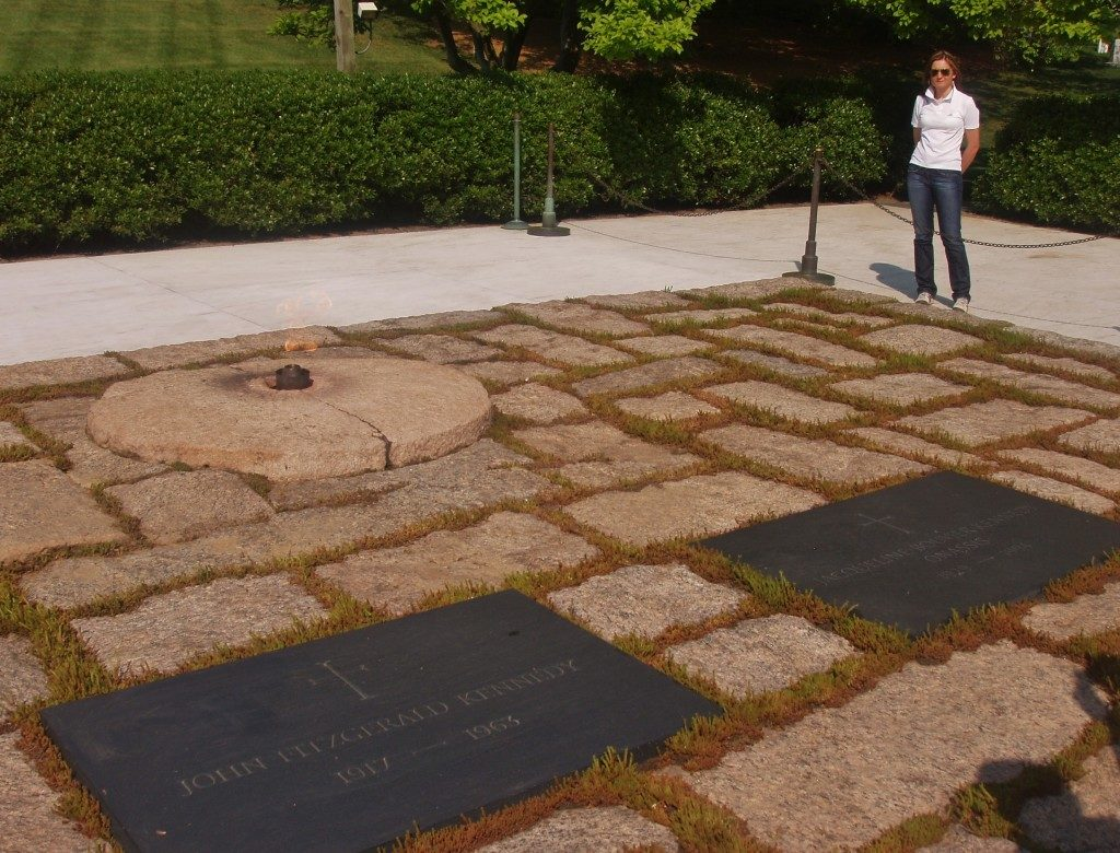 La Tomba di JFK ad Arlington