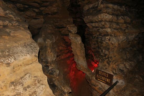 Dentro la cava...
