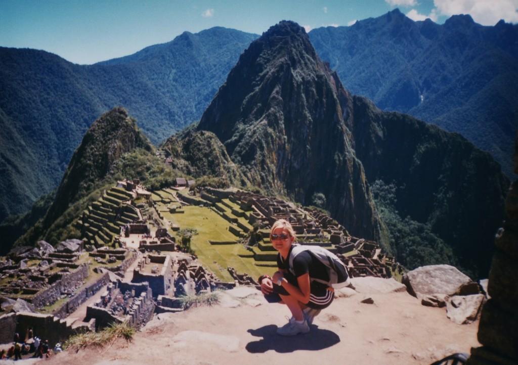 Sul Machu Picchu