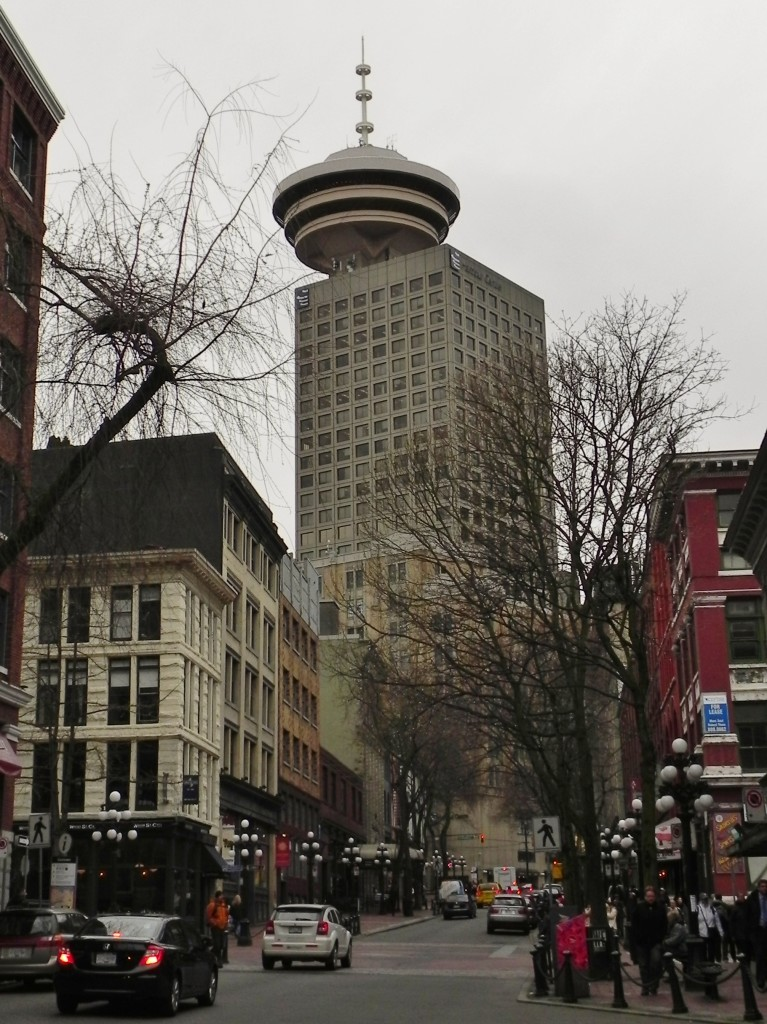 Il Vancouver lookout