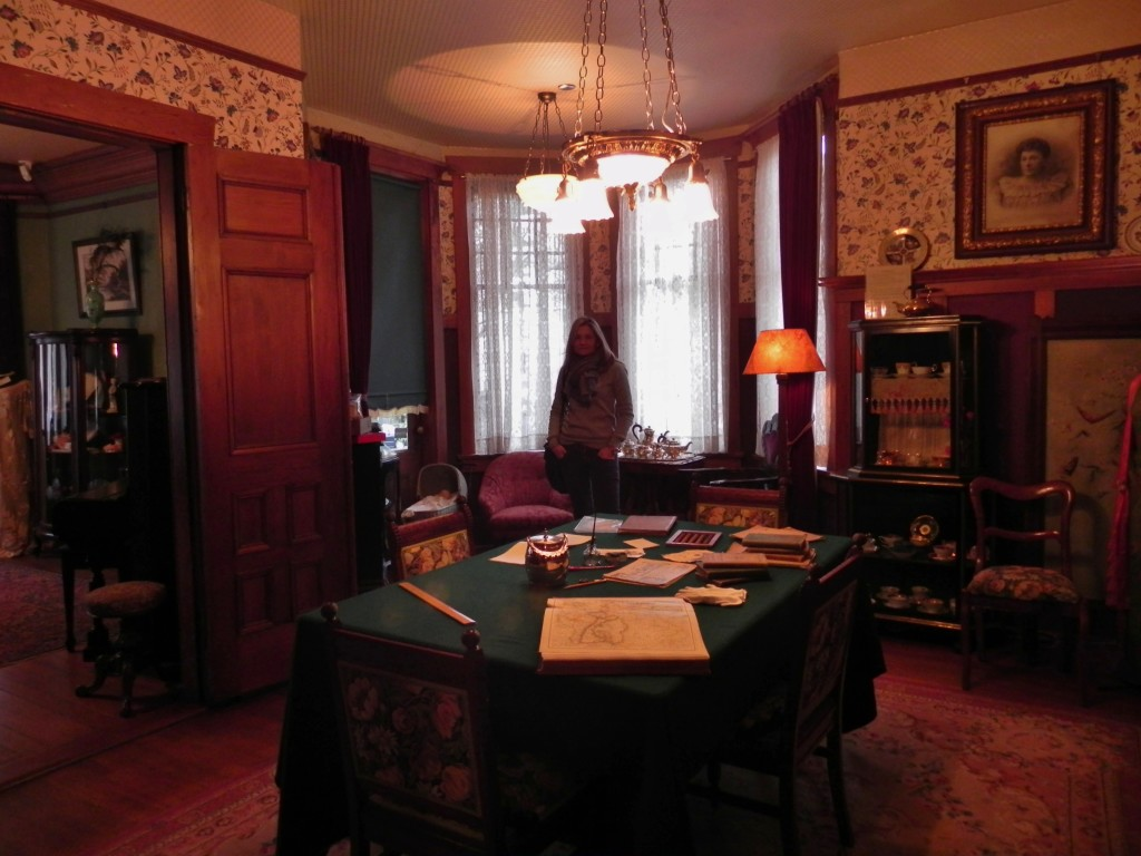 Rodde House Museum, l'interno