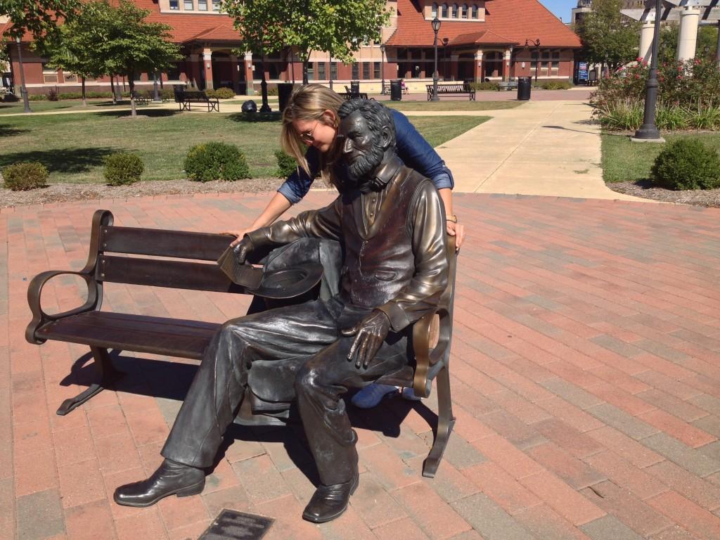 Con Abramo Lincoln