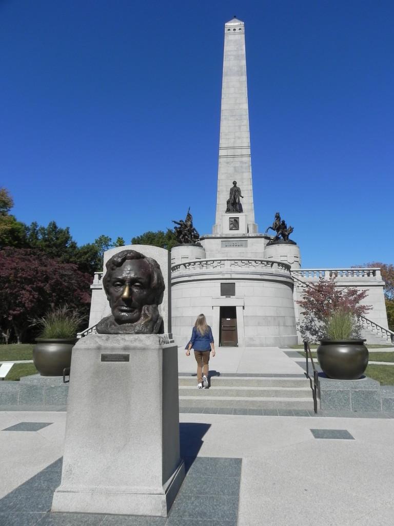 La Cripta monumentale di Lincoln
