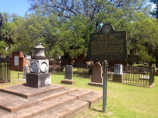 The Colonial Park Cemetery